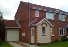 Two Storey Side Extension – Cramlington