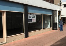 Shop Fit out / Conversion – Peterlee