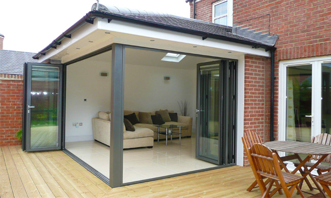 Ads architectural house extension loft conversionsads for Garage extension cost estimate