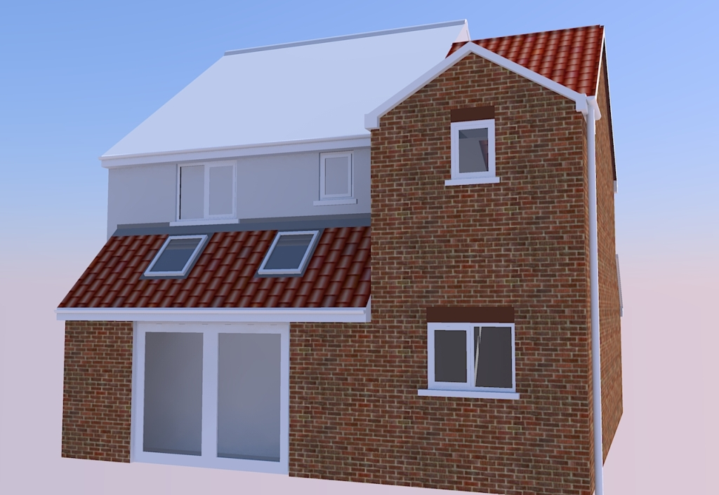 Image Gallery Two Story Extension
