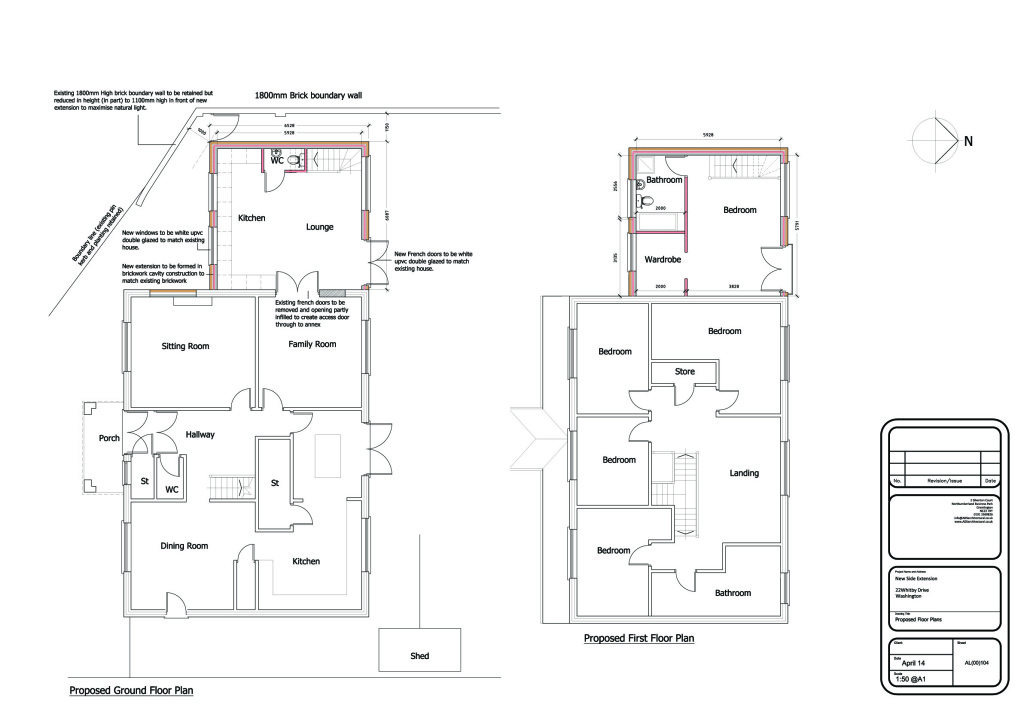 E:ads jobs22 Whitby Drive Jane WaughPlanning proposed (1)