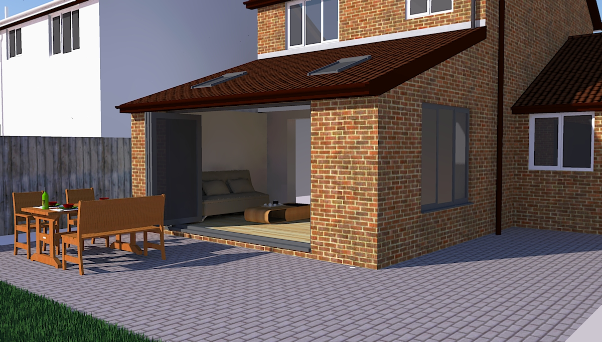 Mono Pitch Roof House Extension 12 300 About Roof